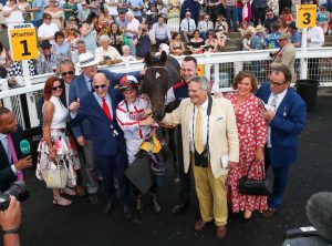 WHO DARES WINS (Tom Marquand) Wins The Betfair Exchange Northumberland Plate at NEWCASTLE 29/6/19 Photograph by Grossick Racing Photography 0771 046 1723