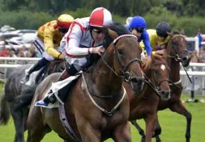 SCARLET DRAGON OUR ONLY REPRESENTATIVE AT ROYAL ASCOT